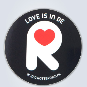 LoveisindeR sticker