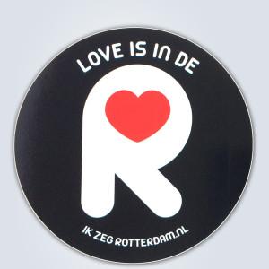 LoveisindeR sticker